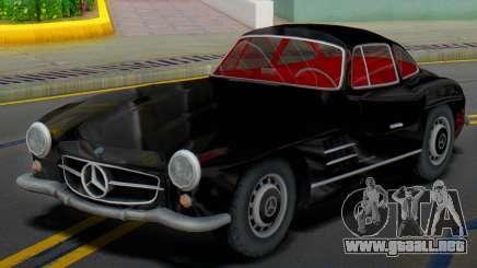 1955 Mercedes-Benz 300SL para GTA San Andreas