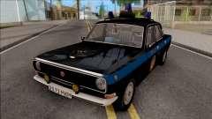 GAZ 24-10 Volga Policía