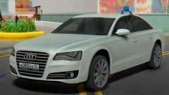 Audi A8 De 2013 la Administración de la región