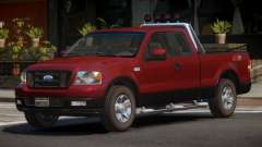 2005 Ford F-150 Extended Cab para GTA 4