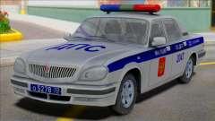 Gaz Volga 31105 Policía DPS 2006