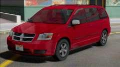 Dodge Grand Caravan 2009 MY para GTA San Andreas