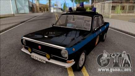 GAZ 24-10 Volga Policía para GTA San Andreas