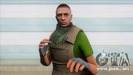 GTA Online Special Forces v2 para GTA San Andreas