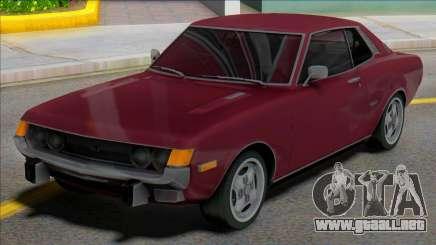 Toyota Celica GT 1976 para GTA San Andreas