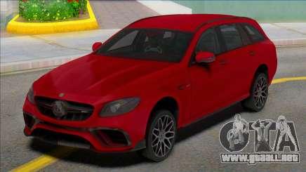 Mercedes-Benz E700 Brabus W213 Estate para GTA San Andreas