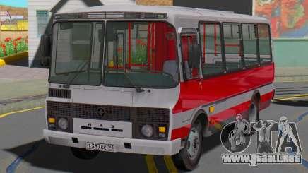 PAZ-32054 autobús para GTA San Andreas