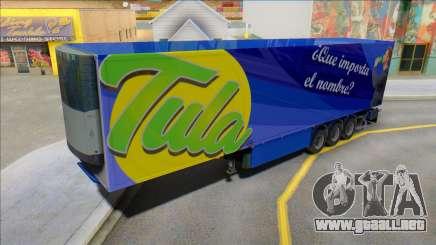 Tráiler de Tula Drink para GTA San Andreas