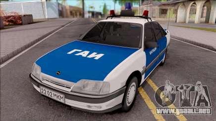1989 Opel Omega a GAI para GTA San Andreas