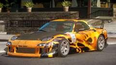 Mazda RX7 CPS PJ4 para GTA 4