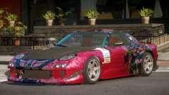 Mazda RX7 CPS PJ2 para GTA 4