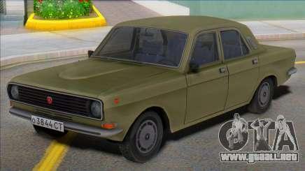 Gaz Volga 24-10 Stoke para GTA San Andreas
