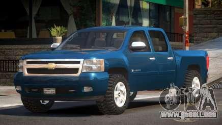 Chevrolet Silverado TH para GTA 4