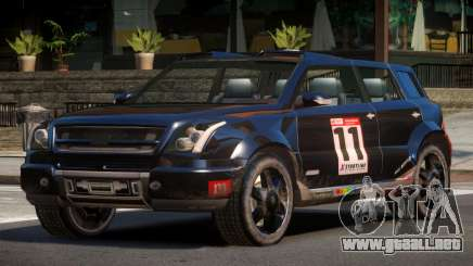 Bay Car from Trackmania United PJ6 para GTA 4
