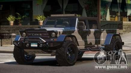 Canis Kamacho L7 para GTA 4