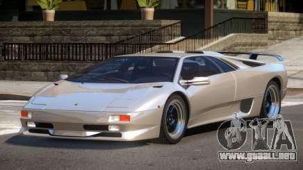 Lamborghini Diablo Super Veloce para GTA 4