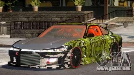 Nissan Silvia S15 RTS PJ7 para GTA 4