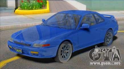 GTA V-style Dinka Previon para GTA San Andreas