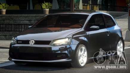 Volkswagen Polo HK V1.1 para GTA 4