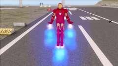 Iron Man Fly para GTA San Andreas