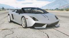 Lamborghini Gallardo LP 570-4 Spyder Performante para GTA 5