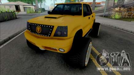 Cavalcade FXT Lifted para GTA San Andreas