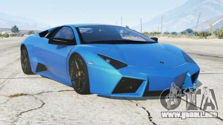 Lamborghini Reventon 2008 add-on para GTA 5