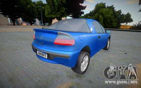 Chevrolet Tigra 1998 para GTA San Andreas