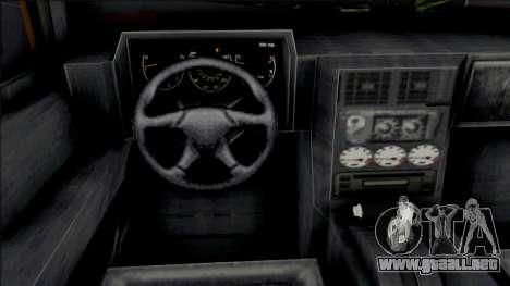 Hummer H2 2003 Improved para GTA San Andreas