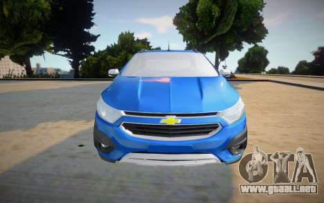 Chevrolet Onix Activ 2019 para GTA San Andreas