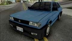 Volkswagen Voyage CL 1994 para GTA San Andreas
