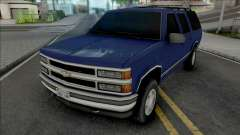 Chevrolet Suburban GMT400 1998 Improved