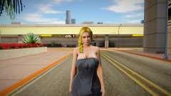 DOA Helena Douglas Bamboo Shoot Towell para GTA San Andreas