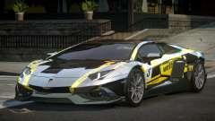 Lamborghini Aventador Qz7 L2 para GTA 4