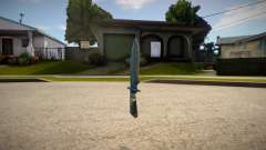 Knife from Counter Strike 1.6 para GTA San Andreas