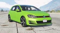 Volkswagen Golf GTI de 5 puertas (Typ 5G) 2015〡añadir a todos para GTA 5