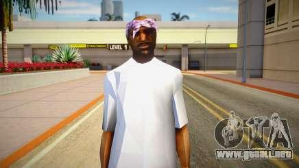 Officer Tenpenny Balla Clothes Mod para GTA San Andreas