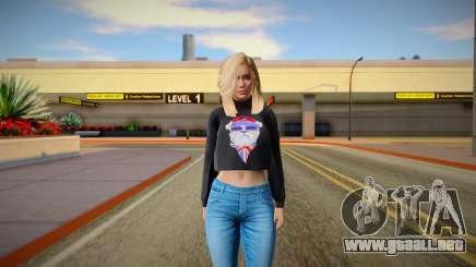 Helena v14 para GTA San Andreas