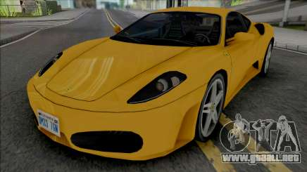 Ferrari F430 Improved para GTA San Andreas