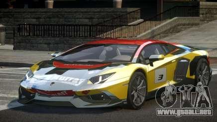 Lamborghini Aventador Qz7 L8 para GTA 4