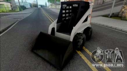 Bobcat S130 Mini Loader para GTA San Andreas