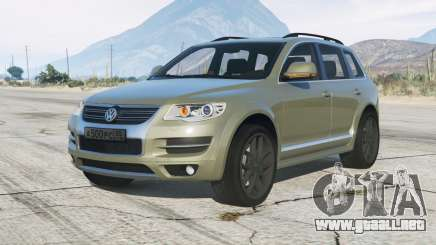 Volkswagen Touareg V6 TDI (Typ 7L) 2007〡add-on para GTA 5