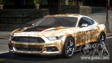 Ford Mustang GT U-Style L3 para GTA 4