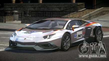 Lamborghini Aventador Qz7 L5 para GTA 4