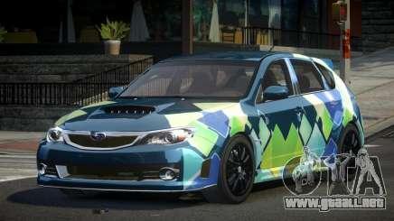 Subaru Impreza GS Urban L9 para GTA 4