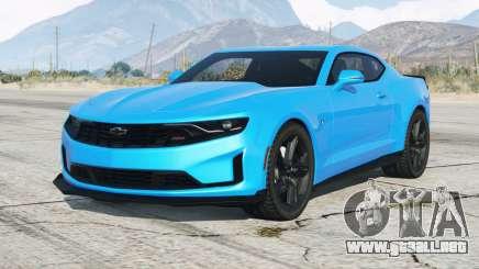 Chevrolet Camaro RS 1LE 2019〡add-on v1.3 para GTA 5