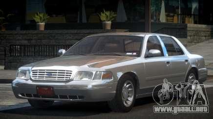 Ford Crown Victoria 90S para GTA 4