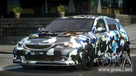 Subaru Impreza GS Urban L1 para GTA 4