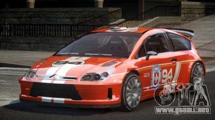Citroen C4 SP Racing PJ3 para GTA 4