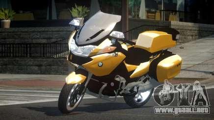 BMW R1200RT Spec para GTA 4